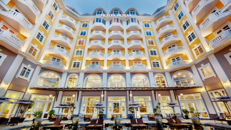 Khách sạn Royal – Hội An