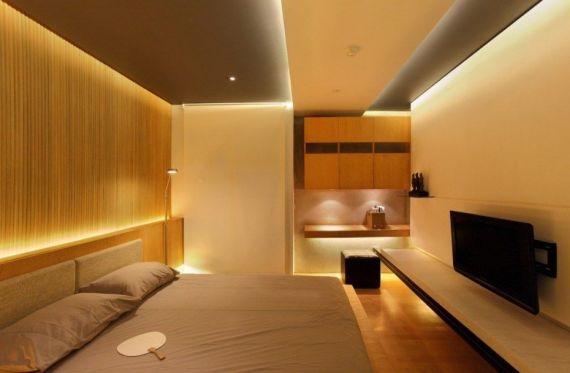 Tư vấn lựa chọn Đèn Led chiếu sáng phòng ngủ